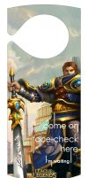 Do not disturb - Garen by Haebak