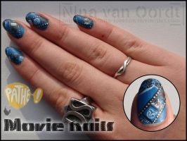 movie nails by Ninails