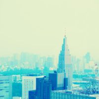 Landscape 0004  - Cityscape by Toomi5