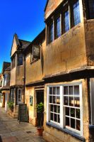 Old Town Inn HDR by nat1874