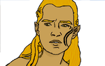 Legolas--Zevran Sketch part5 by Wings4Wolves