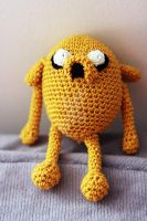 Adventure Time: Jake the Dog Doll by Nissie