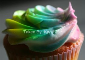 Rainbow Frosting by VengeanceIsForEver