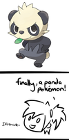 Spinda is a sad panda~ by Goobster180