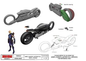 IMB09 HAWKEYE MOTORCYCLE MDS01 ColorRef by mrprops