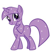 MLP Blind Bag card: #23 Special Edition Twily by Names-Tailz