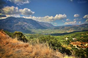 Crete by dorwein