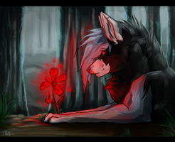 .:The Fire's Bloom:. (GIFT) by Indecisus