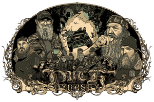 Duck Dynasty by wild7even