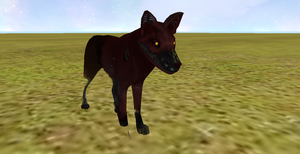Feral Heart Preset: Nightmare Foxy FINISHED by BloodyScreeching