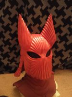 Dracula Helmet by Ghostartist1