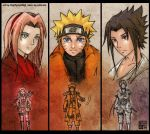 naruto again by peterete
