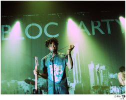 . Bloc Party 004 . by ni-ca