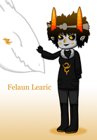 contest: Felaun by to-much-a-thing