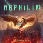 NEPHILIM - CD COVER by MirellaSantana