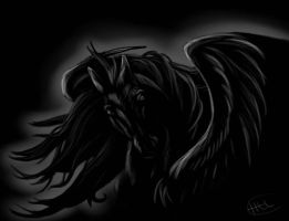 darkness within by heavenhel