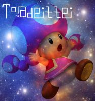 Toadette by BunnyLet
