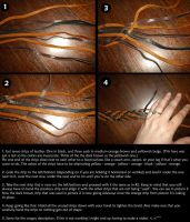 Fang armband tutorial by EileenGalvin