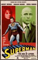 The Rise of Luthor by Hartter