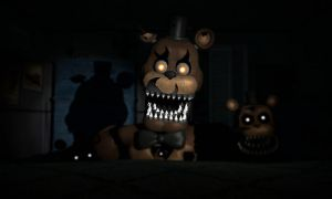 The Monsters Under Your Bed by TailsFan789