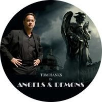 Angels and Demons Disc Label by RoadWarrior00
