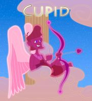 Cupid -  Eros by 666-Lucemon-666