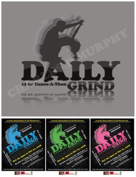 Daily Grind by ChuckMurphy