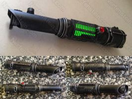 Nerf Lightsaber Star Wars sword by GirlyGamerAU