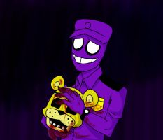 Purple Guy by KirschTime