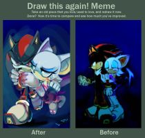 Before and After Meme 2 by LunarMew