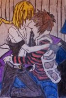 Matt and Mello - Death Note by EvaBirthday