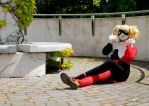 Harley Quinn: Being fabulous. by Tori007