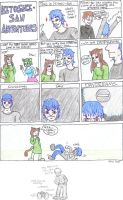 Adventures of HITOSHI-SAN and by lightningrevelation