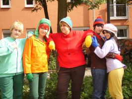 AWESOME SOUTH PARK COSPLAY 4 by Eric--Cartman