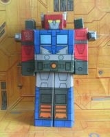 Dialcone Ultra Magnus by Darknlord91