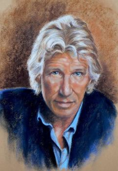 Roger Waters by hnedoocko