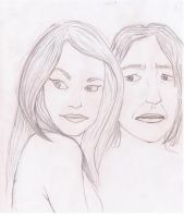Lily and Severus 2 by stephaniemyers