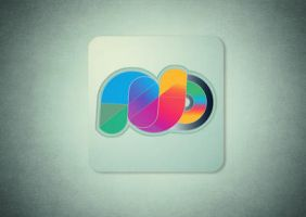 icon for iOS app - mass dynami by xiaofengzi123
