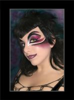 ..Halloween Make-up.. by fortu