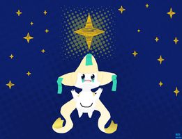 Jirachi by Jolt11