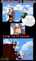 Inuyasha Comic 4 - Sesshomaru's Revenge by auralife
