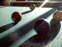Billiards by LtNyotaUhura