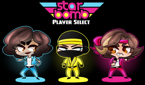Starbomb by HeartTier