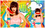 Katy Perry Huge Wallpaper by zarkhaiz