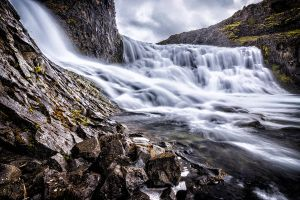 Iceland landscapes pt. XV by TheChosenPesssimist