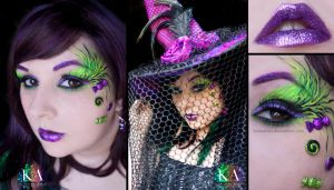Candy Witch (With Tutorial) by KatieAlves