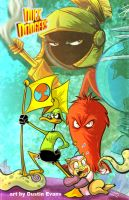 Duck Dodgers by DustinEvans
