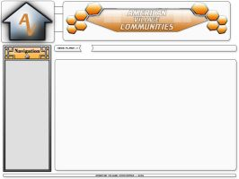 AVC Web Template by Phifty