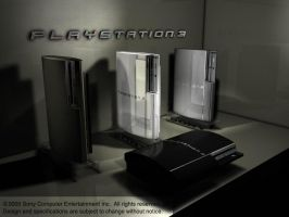 PS3 by RafyKoby