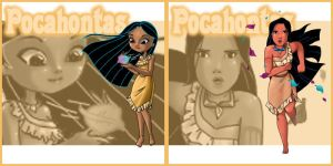 Patch Redux: Pocahontas by Street-Angel